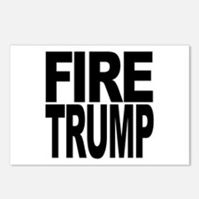 Fire Trump Postcards (Package of 8)