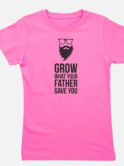 Funny Beard T Shirt T-Shirt
