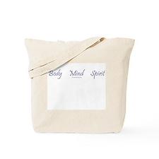 Body Mind Spirit - Tote Bag