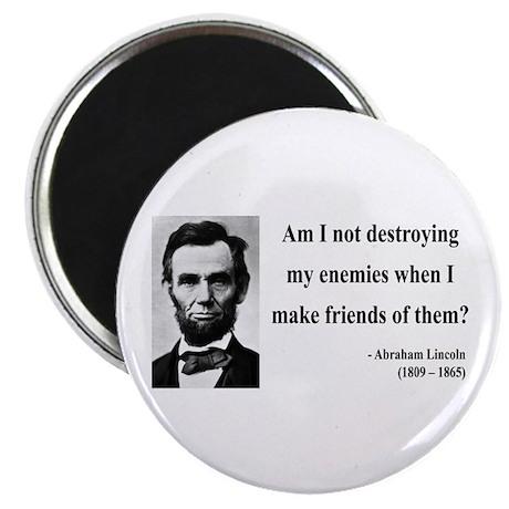 Abraham Lincoln 16 Magnet