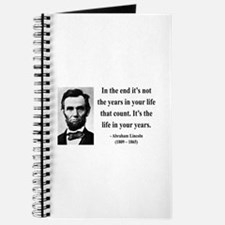 Abraham Lincoln 17 Journal