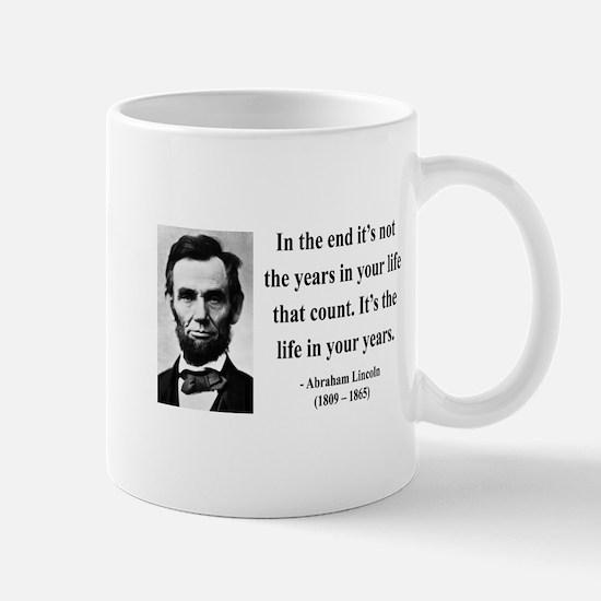 Abraham Lincoln 17 Mug