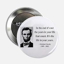 "Abraham Lincoln 17 2.25"" Button"