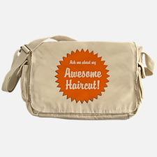 Obama dog Messenger Bag