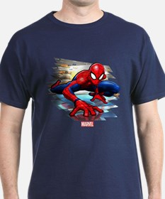 Spider-Man Wall T-Shirt