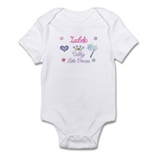 Isabella - Daddy's Little Pri Infant Bodysuit