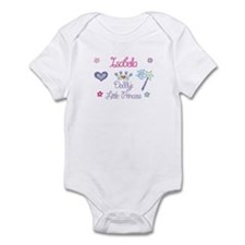 Isabella - Daddy's Little Pri Onesie