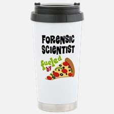 Cute Forensic science Travel Mug