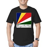 Seychelles Fitted T-shirts (Dark)