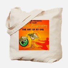 Cute Respiratory therapist art Tote Bag