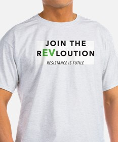 Join the Electric Vehicle Revolutio T-Shirt