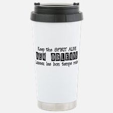 Cute New orleans jazz Travel Mug