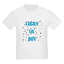 Lucky Lil' Boy T-Shirt