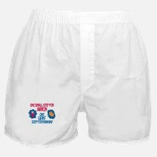 Aaron - Astronaut  Boxer Shorts