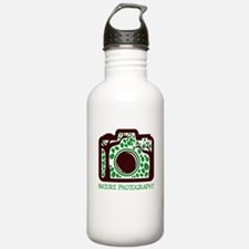 nature photography Water Bottle