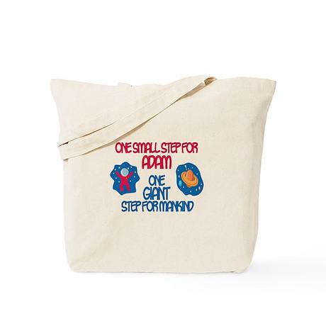 Adam - Astronaut Tote Bag