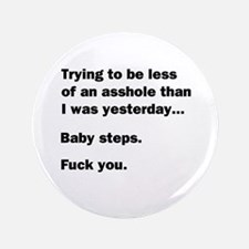 Baby Steps Button