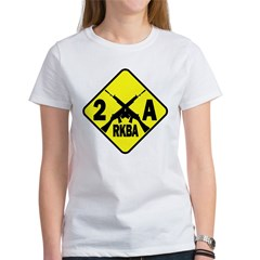 Second Amendment Zone Women's T-Shirt