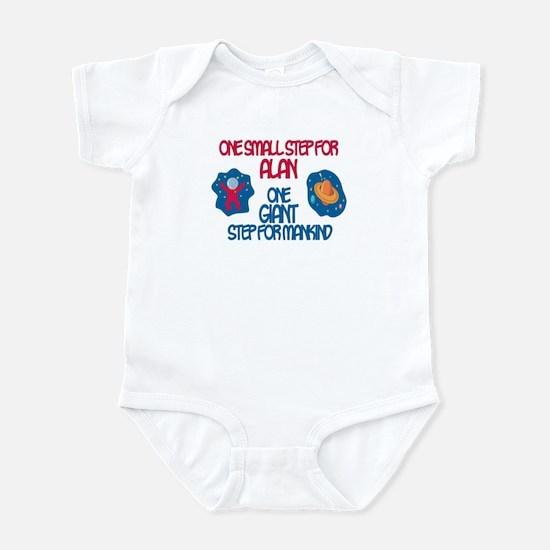 Alan - Astronaut Infant Bodysuit