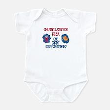 Alex - Astronaut Infant Bodysuit