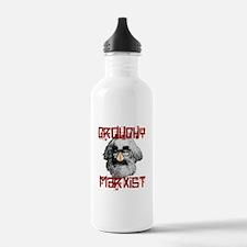 Grouchy Marxist Water Bottle