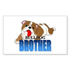 Bulldog Brother Decal