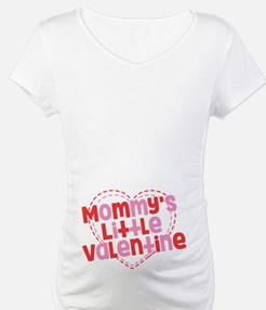 Mommy's Little Valentine Shirt