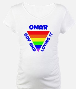 Omar Gay Pride (#005) Shirt