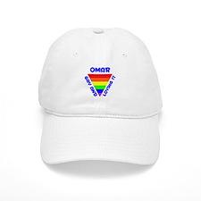 Omar Gay Pride (#005) Baseball Cap