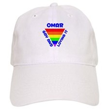 Omar Gay Pride (#005) Hat