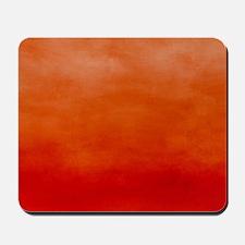 Blaze Ombre Watercolor Mousepad