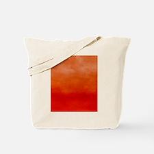 Blaze Ombre Watercolor Tote Bag