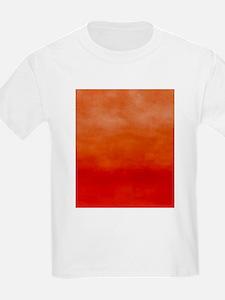 Blaze Ombre Watercolor T-Shirt