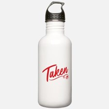 Taken Water Bottle