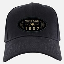 1957 Birth Year Cap