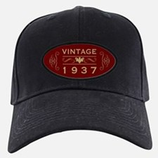 1937 Birth Year Baseball Hat