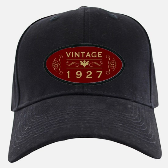 1927 Birth Year Baseball Hat