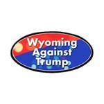 Wyoming Against Trump Patch