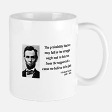 Abraham Lincoln 20 Mug
