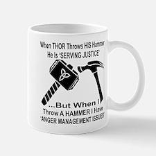 Anger Management Issues Mug