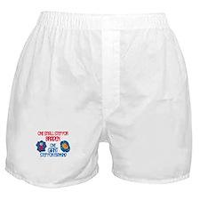 Braden - Astronaut  Boxer Shorts