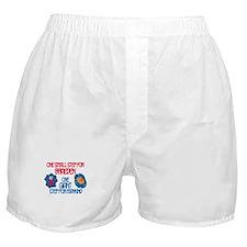 Braeden - Astronaut  Boxer Shorts