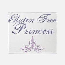 Gluten-Free Princess Throw Blanket
