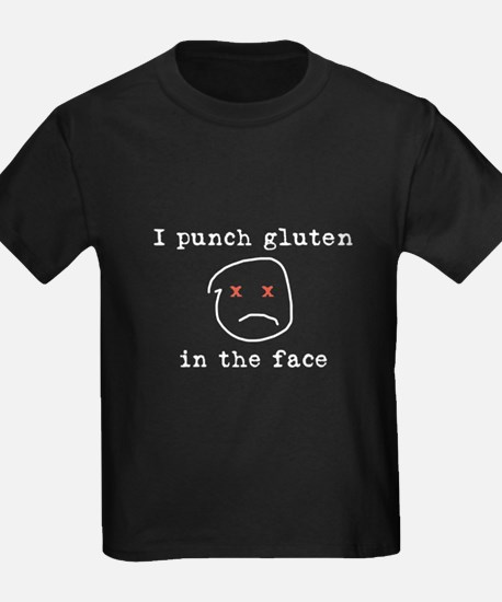I Punch Gluten In The Face T-Shirt