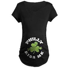 Philly Irish Kiss Me T-Shirt