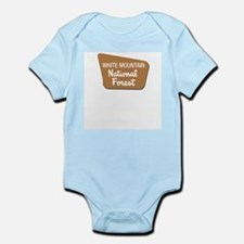 White Mountain (Sign) Nationa Body Suit