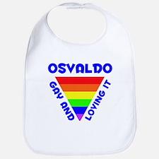 Osvaldo Gay Pride (#005) Bib