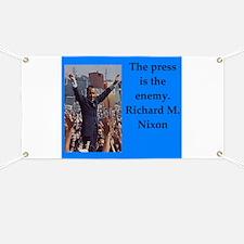 Richrd nixon quotes Banner