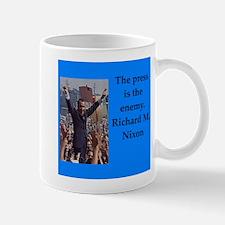 Richrd nixon quotes Mugs