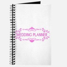 Wedding Series: Wedding Planner (Pink) Journal
